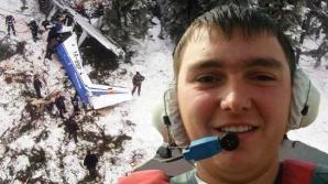 Răzvan Petrescu a spus că nu mai vrea să zboare cu hârburi
