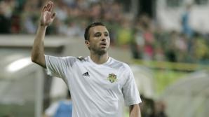 LUCIAN SANMARTEAN va juca la Steaua