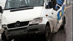 Accident în judeţul Bacău