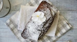 Prăjitură rapidă cu ciocolată