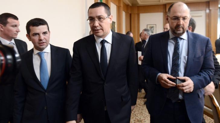 GUVERNUL PONTA 3. Noul Guvern, CONTESTAT de liderii PSD. ÎNTÂLNIRE SECRETĂ LA UN HOTEL / Foto: MEDIAFAX