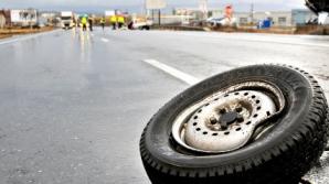 Accident TERIBIL în Constanţa