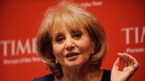 Jurnalista Barbara Walters s-a retras din activitate după o carieră de 53 de ani