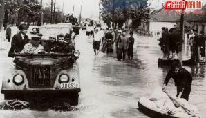 Dictatorul Nicoale Ceaușescu a venit în acele zile într-o vizită oficială în județul Cluj.