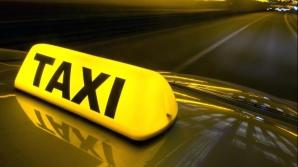 Un taximetrist câştigă minim 1.600 de lei lunar