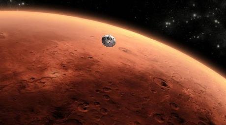 Sonda americană Maven a reușit să se înscrie pe orbita planetei Marte