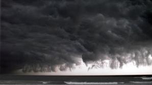 NOWCASTING. Avertizare cod galben de furtună