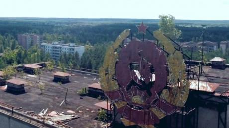 Videoclipul INCREDIBIL realizat din dronă cu Cernobîl te lasă fără cuvinte!