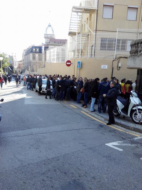 rezultate alegeri prezidentiale 2014 vot diaspora barcelona