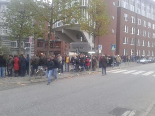 alegeriprezidentiale 2014 vot diaspora hamburg