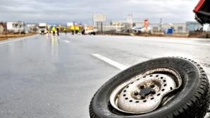 ZI NEAGRĂ la Sibiu: 5 accidente şi 7 victime în câteva ore