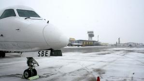 Aeroportul din Timişoara, închis