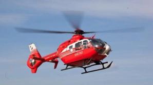 Elicopter SMURD prăbuşit. MAI: Nu putea opera pe mare. Supravieţuirea conştientă, maximum 20 minute