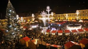 Sibiul, în clasamentul primelor șapte orașe din lume cu cele mai frumoase piețe de Crăciun