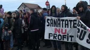 Protest la Sebeş