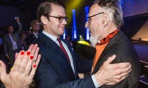 Miliardarul de la Ikea (dreapta)