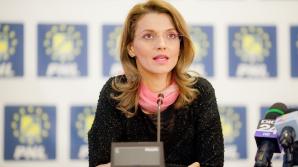 Alina Gorghiu, co-preşedintele PNL - sursa: Inquam Photos / Ovidiu Micsik