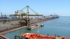Protest de amploare în Portul Constanţa / Foto: cugetliber.ro