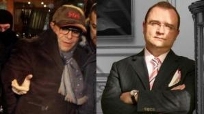 Cei doi inculpați din dosar: Gruia Stoica și Doru Boștină