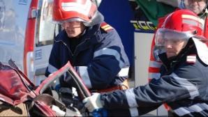Accident cumplit în Sighişoara. Trei morţi, după ce maşina a intrat într-un TIR / Foto: Arhivă