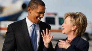 Cum comentează Obama candidatura lui Hillary Clinton la președinția SUA