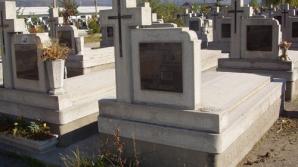 Gropari din Constanţa, arestaţi pentru profanare de morminte / Foto: Arhivă