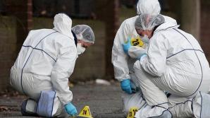 Crimă oribilă în Vrancea. Un tânăr și-a ucis tatăl și bunicul
