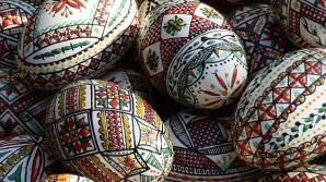 Comoara de la Sibiu: Unde pot fi admirate ouă încondeiate de mai bine de 100 de ani