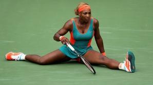 Serena Williams, urmărită de ghinion?