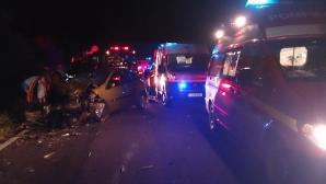Tragedie rutieră în județul Mureș: Două persoane au murit