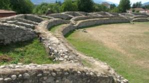 Proiect de reconstruire 3D a capitalei Daciei romane Ulpia Traiana Sarmizegetusa