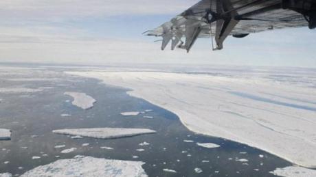 Mesajul vechi de 56 de ani al unui geolog, găsit pe o insulă nelocuită din Oceanul Arctic