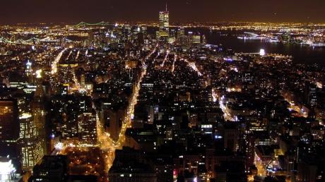 FOTO Lumină doar de la stele. Cum ar arăta cerul dacă am stinge toate becurile din orașe