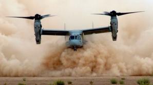 Aeronavă militară prăbușită în Hawaii: un mort, 21 de răniți / Foto: military.com