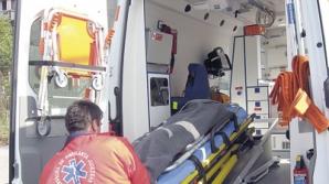 Pieton accidentat în Târgu-Jiu. Pe unde a încercat să traverseze