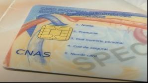 Cardul de sănătate devine obligatoriu de la 1 august. Cine nu îl are va trebui să plătească