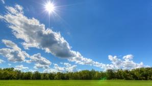 Vremea în weekend: Ce temperaturi vor fi în București, la munte și la mare