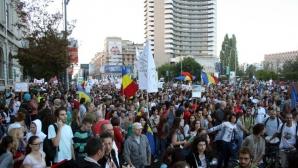 Protest mare, sâmbătă, în București și în alte orașe - Imagine de arhivă