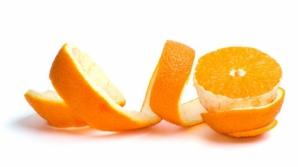 10 utilizări surprinzătoare ale cojii de portocală
