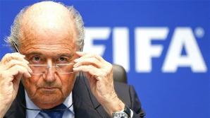 Joseph Blatter este anchetat în SUA