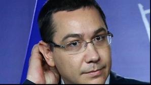 Ponta refuză să plece