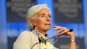 Șefa FMI, Christine Lagarde