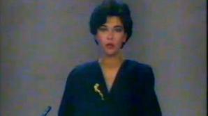 O mai ţii minte pe Daniela Gămulescu? Cum arată azi prima prezentatoare de ştiri de după Revoluţie