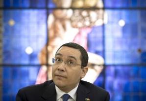 Premierul Ponta
