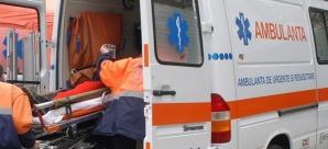 În stare gravă la spital, după ce a fost bătut cu o furcă. De la ce a izbucnit conflictul