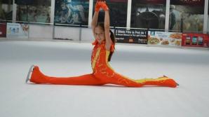 Aur pentru România la patinaj. Diana Cimpoca a luat locul întâi la Campionatul Mondial de la Geneva
