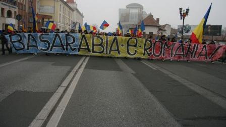 Basarabenii vor unirea cu România. Mii de oameni, la mitingul organizat la Chişinău