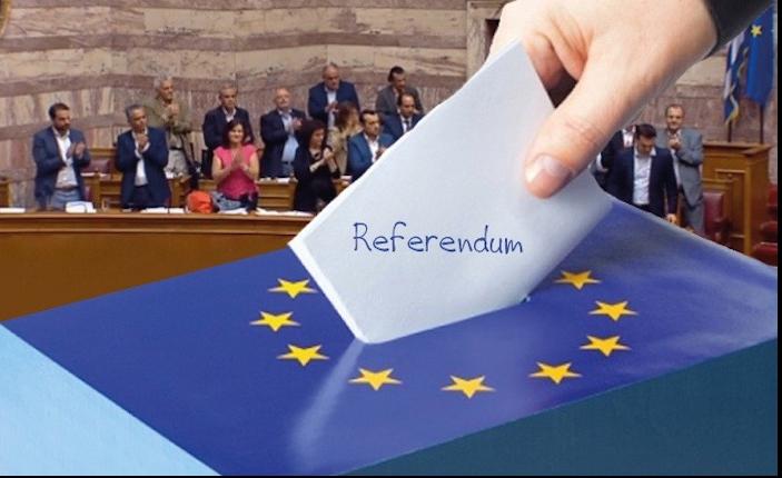 Referendum crucial în Grecia