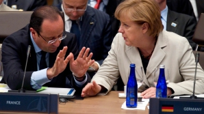 Întâlnire de urgenta pe tema Greciei