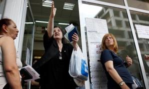 Grecia, la fundul sacului